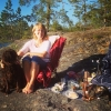 Bilder från Kristineberg lilla, Storsjön