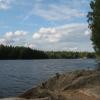 Bilder från Storsjöns badplats, Viskafors