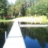 Bilder från Stråkens badplats