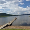 Bilder från Mörtsjön, Stugun