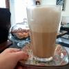Bilder från Lilla Vanilla Glasscafé