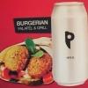 Bilder från Burgerian Falafel & Grill