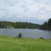 Bilder från Söderbysjön