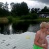 Bilder från Södra Barnsjön