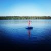 Bilder från Södra Gussjön