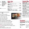 Bilder från Restaurang Deli Sushi