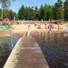 Bilder från Södra Ånnabosjön