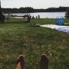 Bilder från Sörsjön