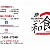 Välkommen Washoku Sushi☀️