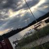 Bilder från Österskärs havsbad, Trälhavet