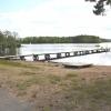 Bilder från Sandsjöbadet, Uppsjön