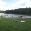 Bilder från Särstabadet, Valloxen