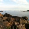 Bilder från Vallviks havsbad