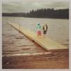 Bilder från Vikaresjön