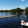 Bilder från Vägla badplats, Vitasjön