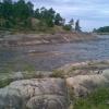 Bilder från Björkkullasand, Vänern