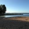 Bilder från Framnäs strandbad, Vänern