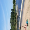 Bilder från Sandörens badplats, Älvkarleby