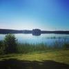 Bilder från Klavreström, Änghultssjön