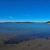 Bilder från Linanäsbadet, Ö. Saxarfjärden