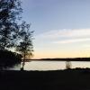 Bilder från Badviken, Munkeboviken, Öresjö