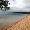 Bilder från Östra Vombsjön