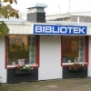 Bilder från Lindome bibliotek