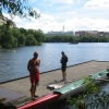 Bilder från Badbryggan på Reimersholme