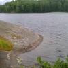 Bilder från Gårasjön