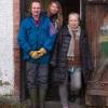 Lars, Mia, Eva