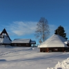 Bilder från Storforsens kapell