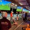Lounge Bar servering av mat och dryck från Kök & Bar året runt