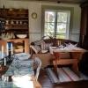 Interiör från köket i Lillstugan hos Morfars kammare