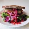 Vegetarisk Lunchmacka