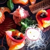 Sashimi - Gima Sushi Bar - Roslags Näsby