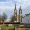 Bilder från S:t Nicolai kyrkoruin