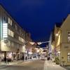 Stil Uppsala ligger på Drottninggatan 7 i Drottninggatans bokhandels gamla lokaler.