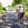 Ta dig runt Grästorp på cykel. Enkla cyklar finns att låna gratis.