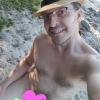 Älskar verkligen denna naturist-strand! /Christofer Döss