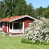 Mysiga stugor och lägenheter vid Falkängen, Kinnekulle