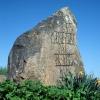 Bilder från Dala kyrkoruin