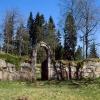 Bilder från Tissereds kyrkoruin