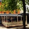 Bilder från Rörstrands Slottscafé