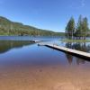 Bilder från Garberg Badplats