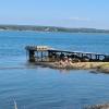 Bilder från Ägge Pers Badplats