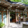 Bilder från Zetas Trädgårdscafé