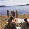 Bilder från Långnäs Camping