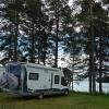 Bilder från Strömsunds Camping