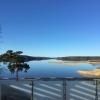 Denna fantastiska utsikt kan ni njuta utav på Hanatorps Camping!