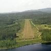 Bilder från Åsele flygfält (Genlanda)